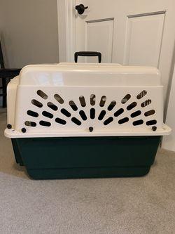 "28"" Dog Crate Ruff Maxx 25-30 Lbs Thumbnail"