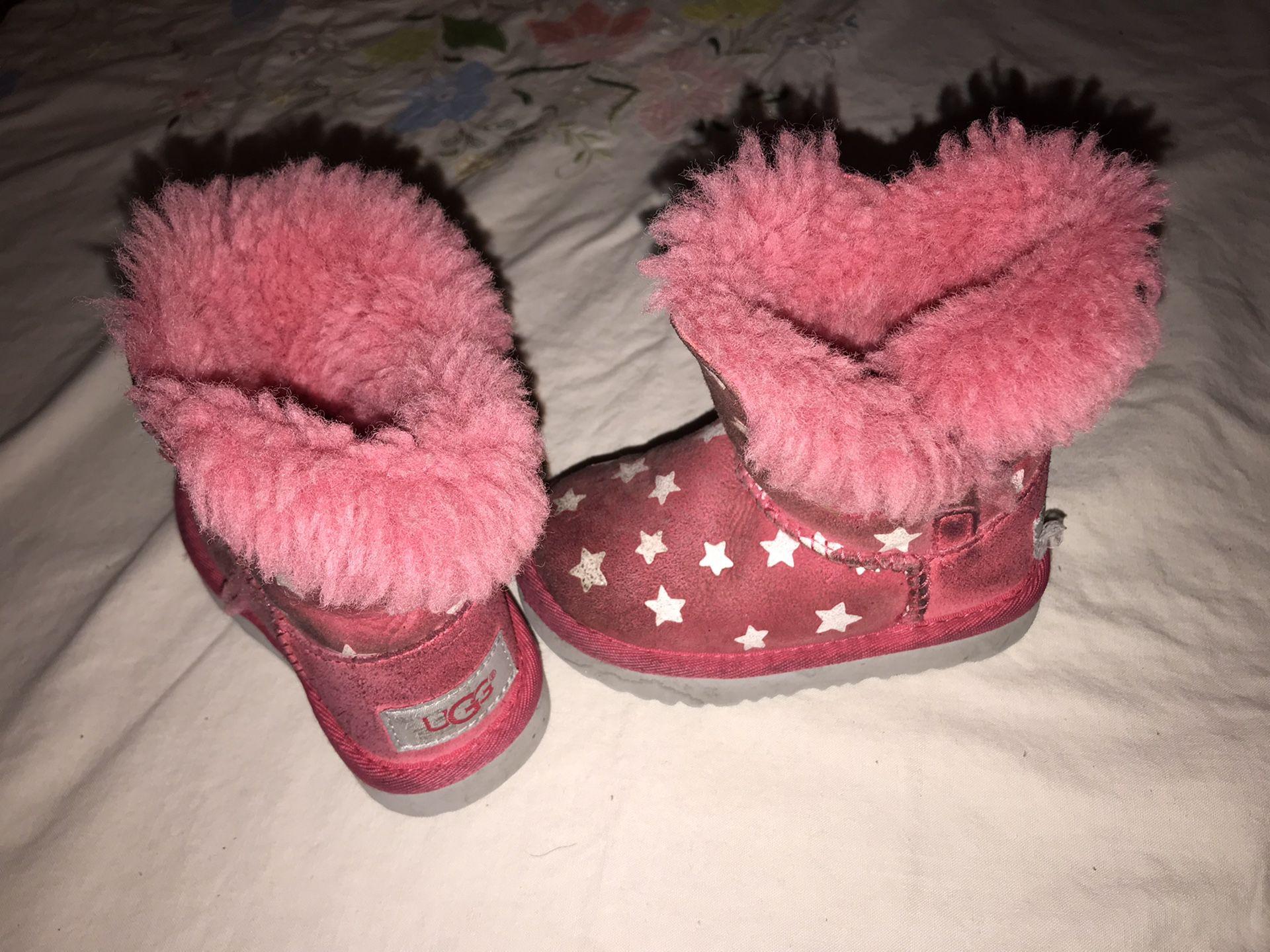 Uggs girl boots