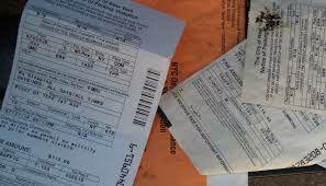 Got Outstanding Parking Tickets Or Bills