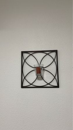 Wall candle holders Thumbnail