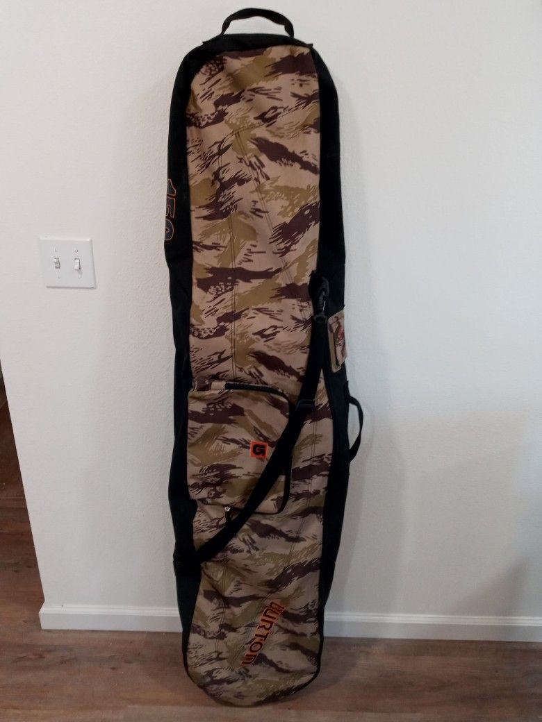 Burton Snowboard Bag. Willling To Accept Offers