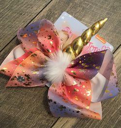 Jojo bows!!! New unicorn jojo bows Thumbnail