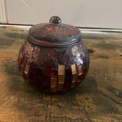 Red Vase  Thumbnail