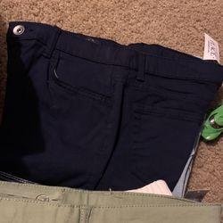 Girls Long Shorts 10/12 Thumbnail