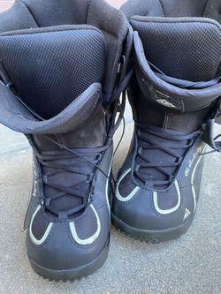 Burton Snowboard And Travel Bag And Boots Thumbnail