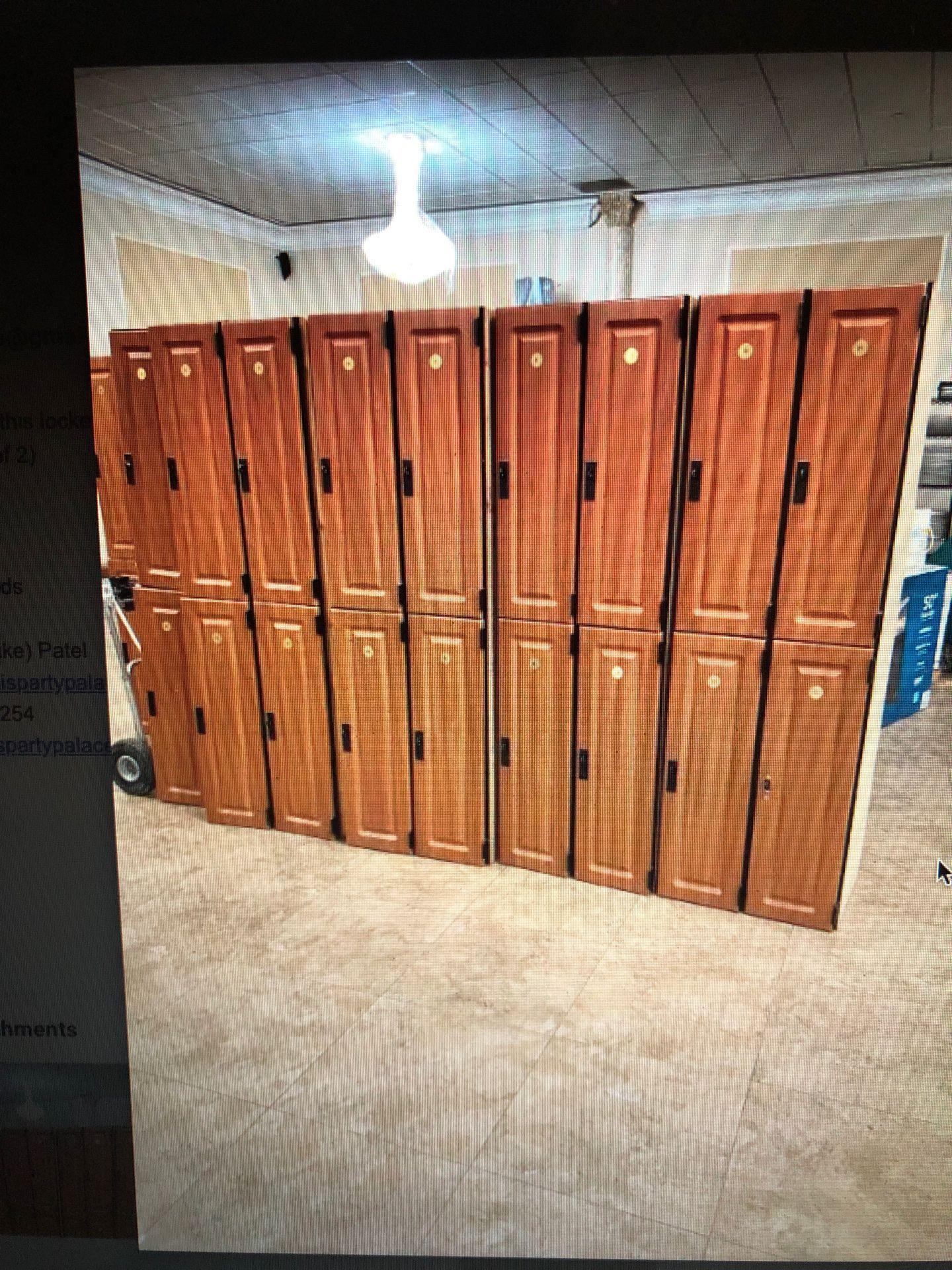 Locker Storage for sale $10