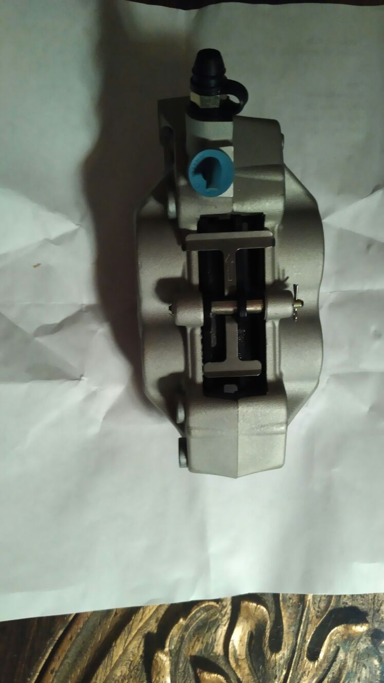 Indian Brembo front brake caliper Gilroy