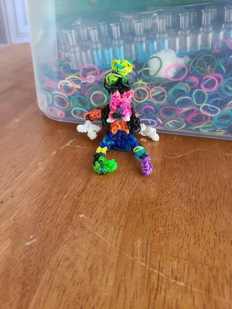 Rainbow Loom  Goofy