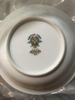 Noritake China Pieces   Pattern  MAVIS Thumbnail