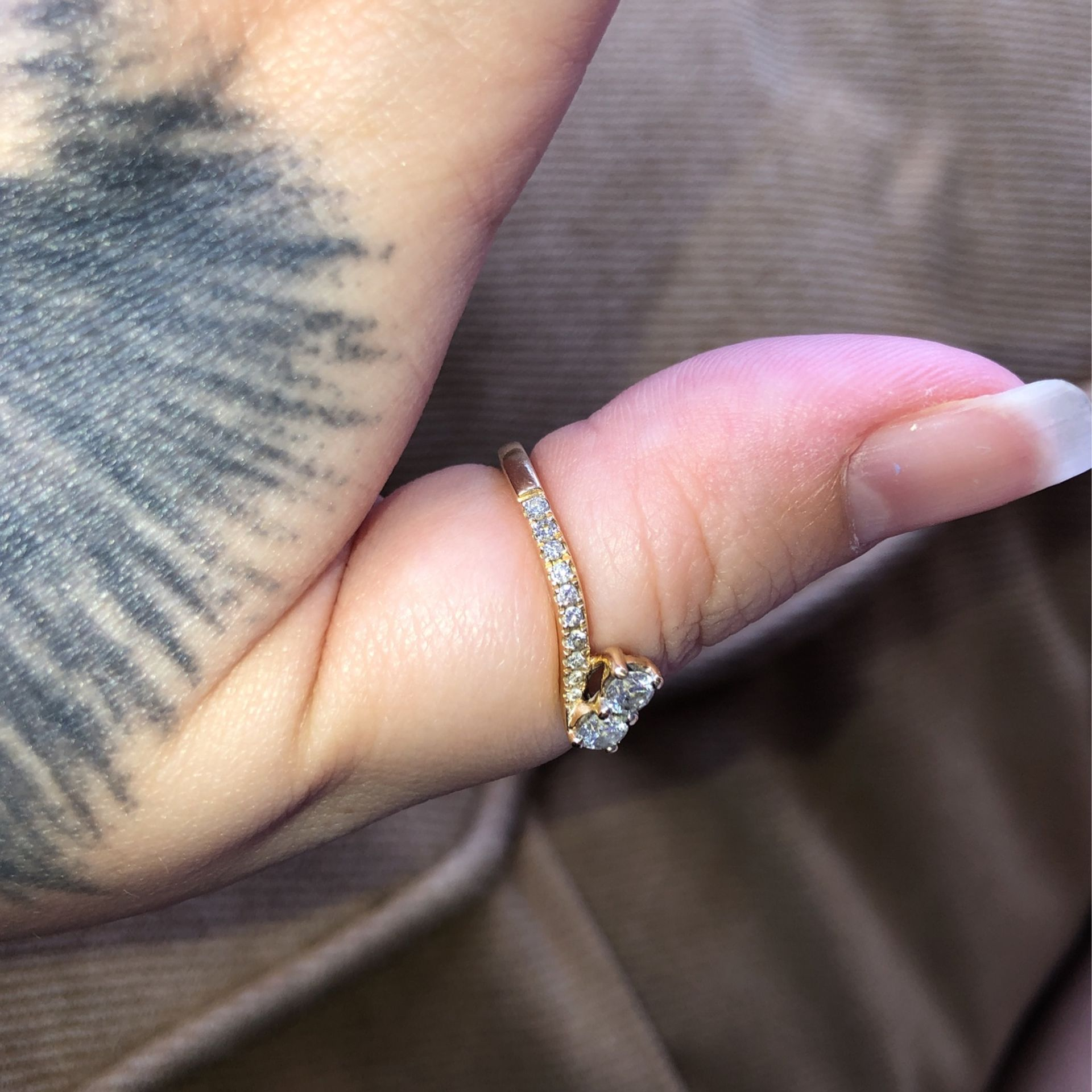 KAY JEWELERS — Engagement Ring