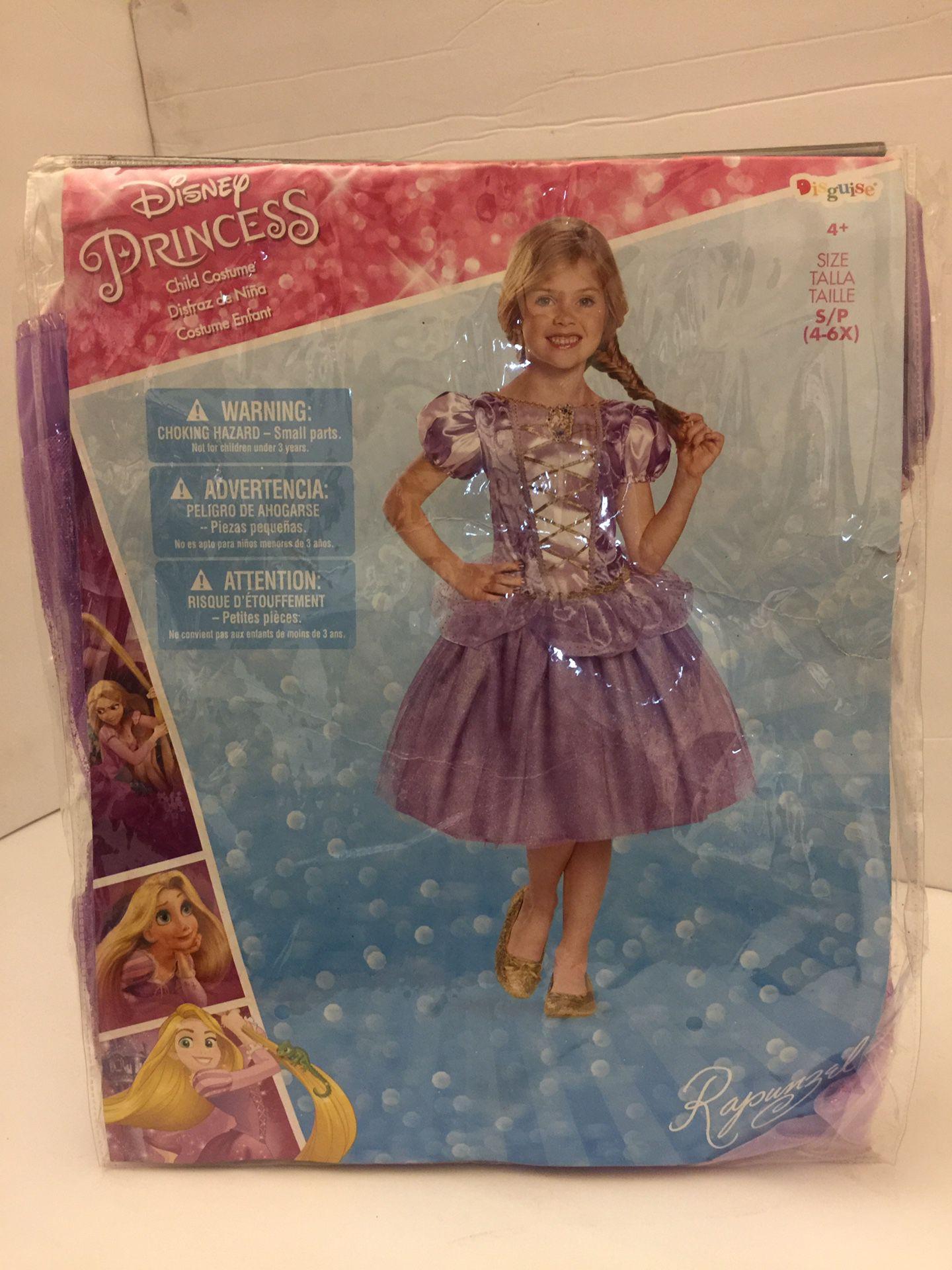 Rapunzel Classic child Costume