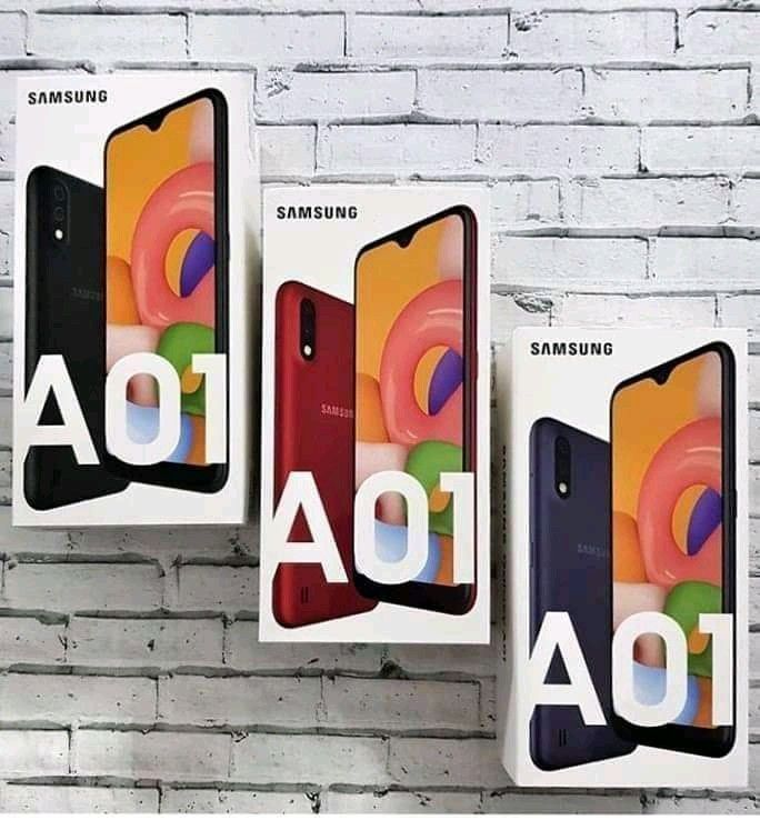Samsung Galaxy A01 32gb Unlocked Brand New Sealed