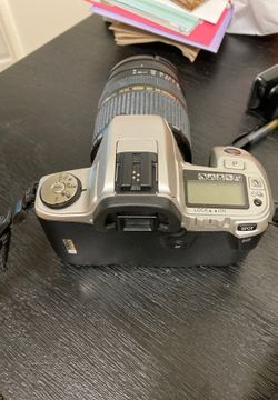 Minolta film camera Thumbnail
