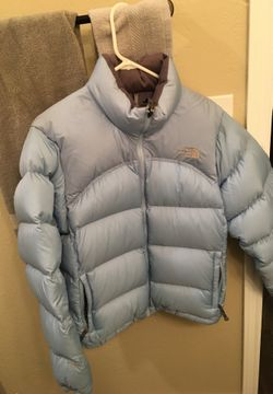 The North Face puffer jacket Thumbnail
