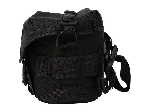 Ripstop Oxford Black Camera Bag for DSLR Camera Brand New With Strap