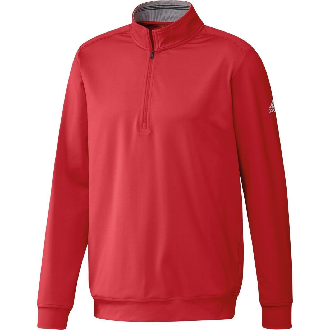 Adidas Mens Classic Club Zip Sweater Size S