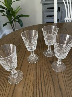 Waterford Crystal Goblets  Thumbnail