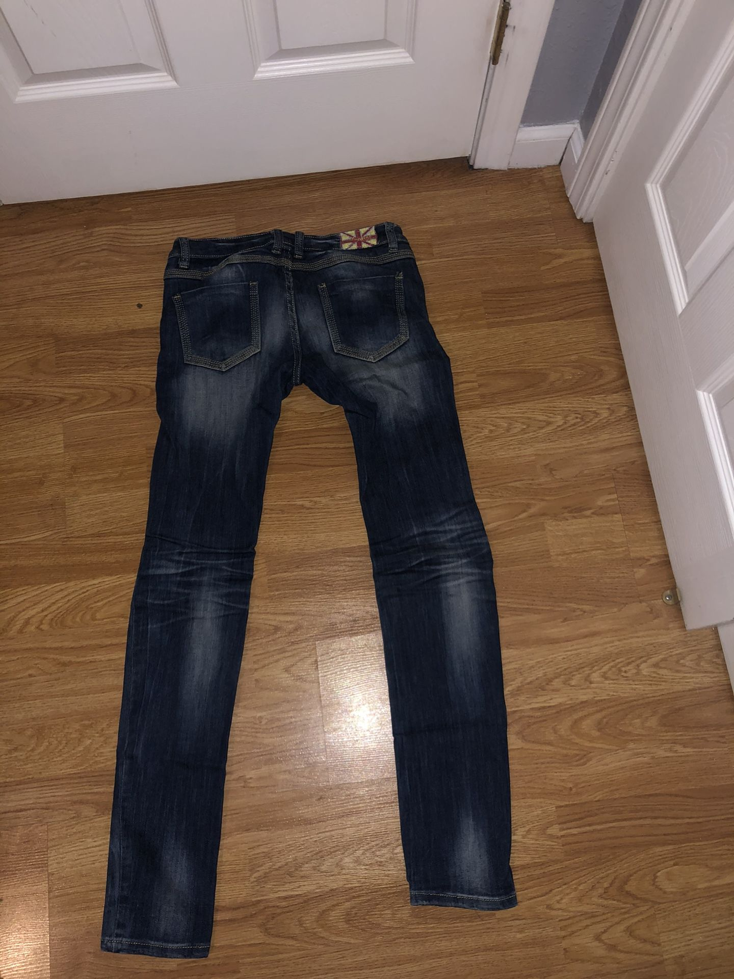 Machine brand jeans