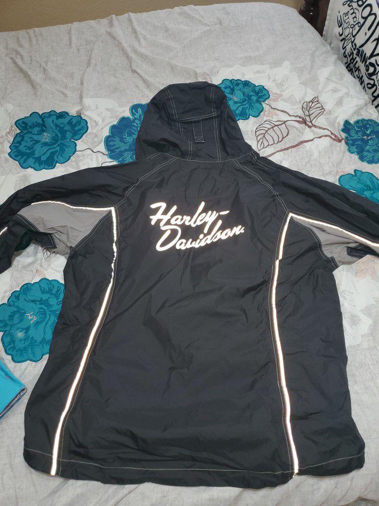 Harley Davidson Rain Suit(women)