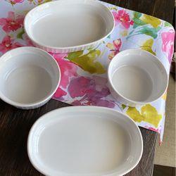 Corningware 4 Piece Set Thumbnail