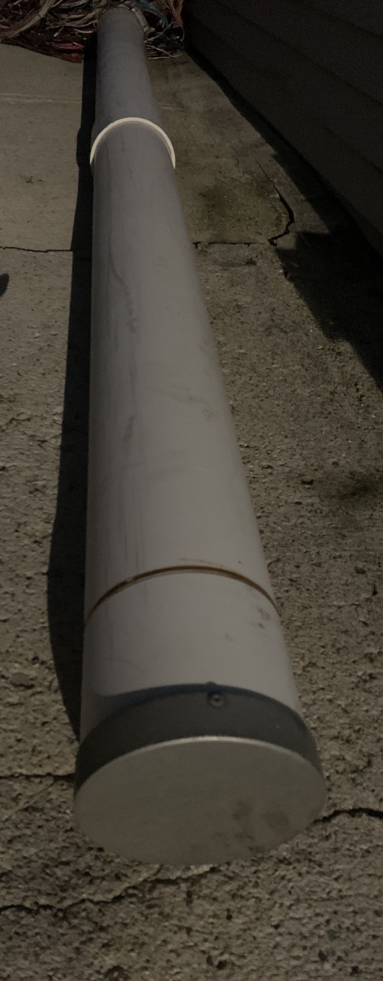 """Pipe for ladder rack 6""""x 10'"""