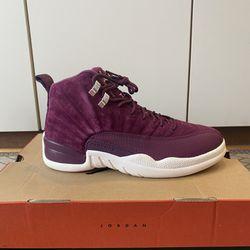 Jordan 12 Retro Bordeaux Thumbnail