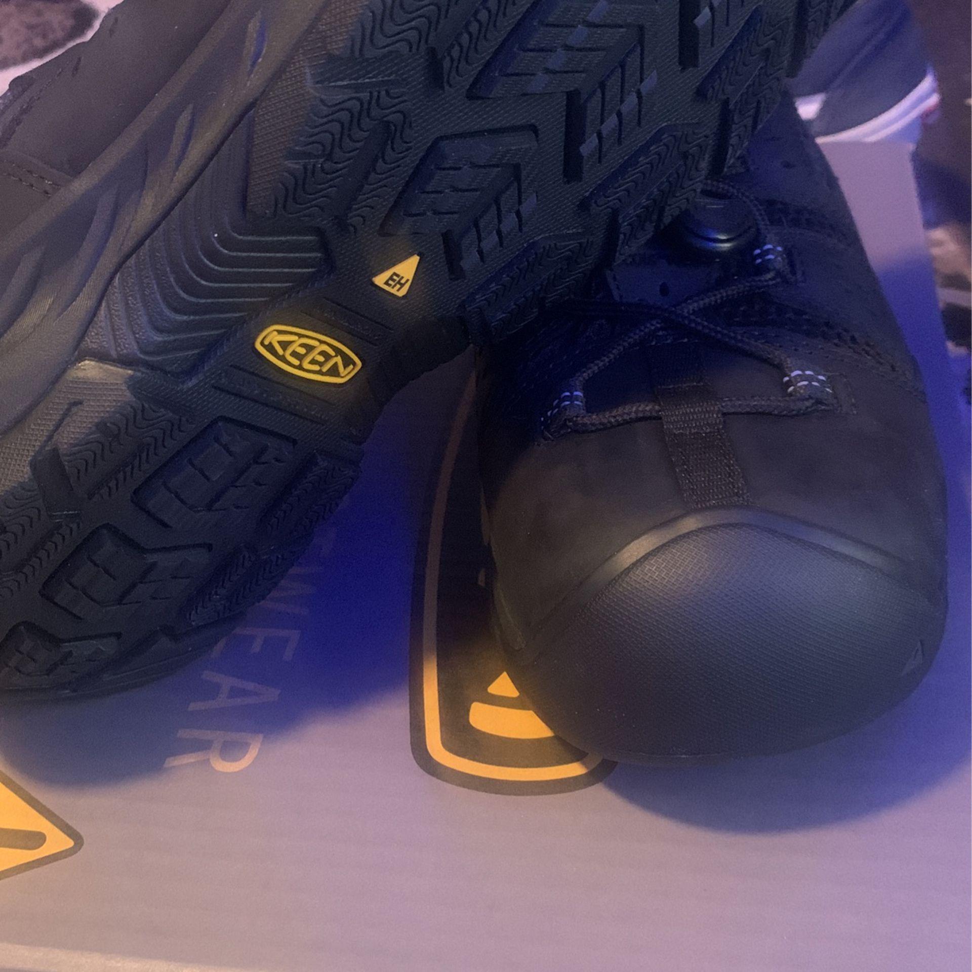 Keen Atlanta Work Boots