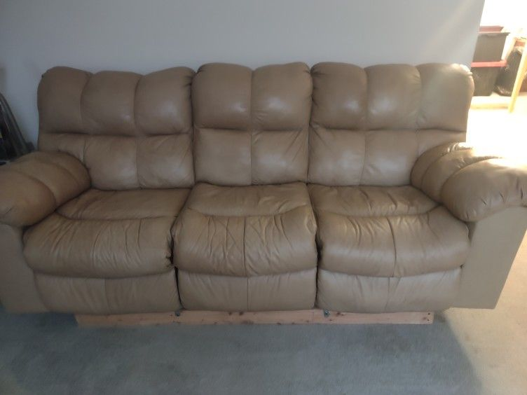 Tan Leather Couches For Sale