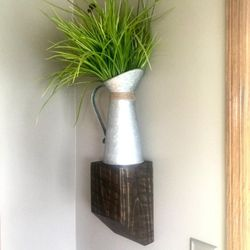 Wooden Wall Sconce Thumbnail