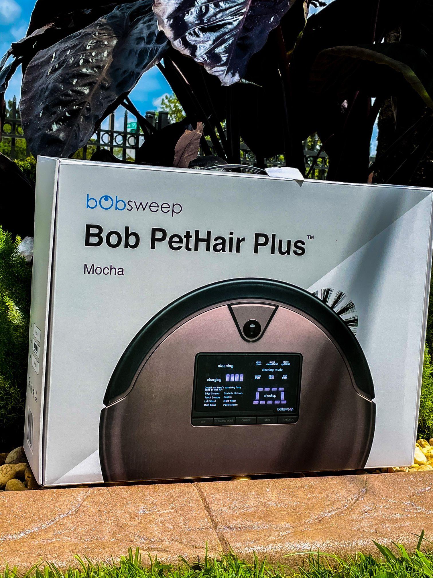 Bob PetHair Plus Vacuum & Mop