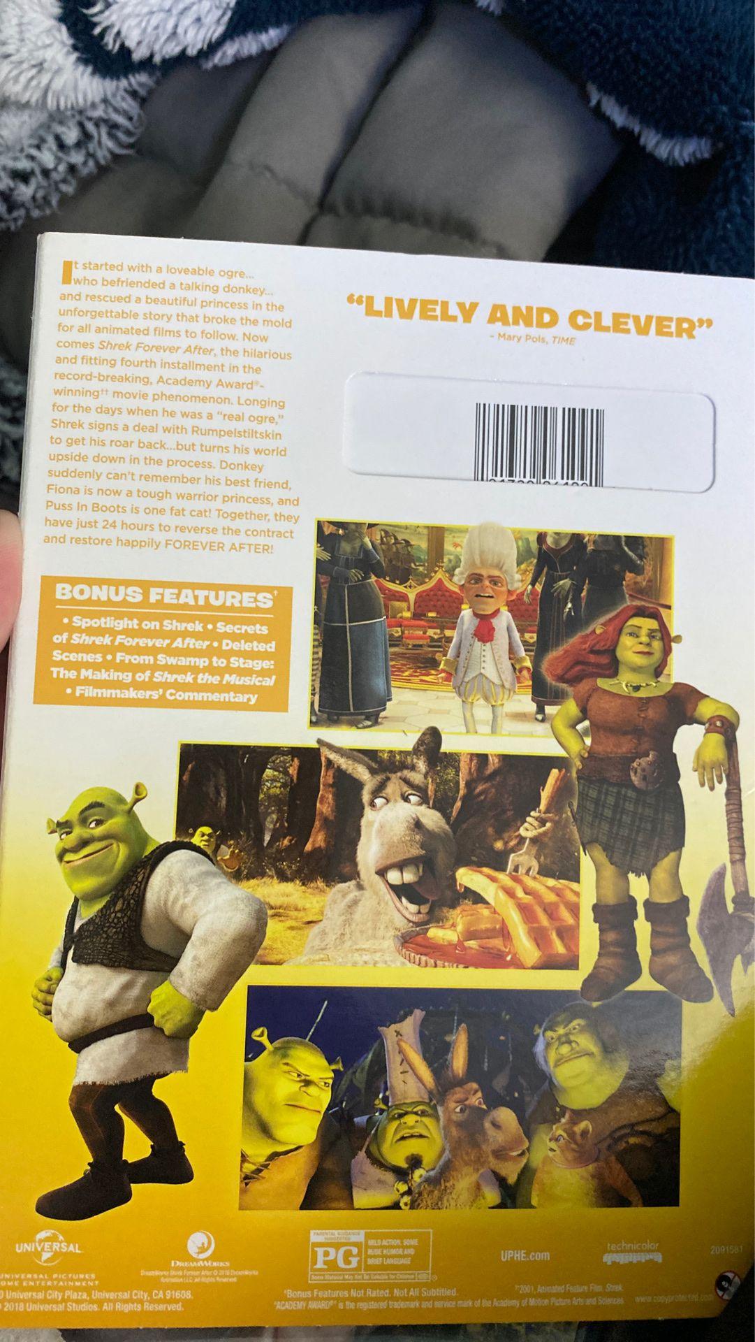 Shrek Forever After Movie!