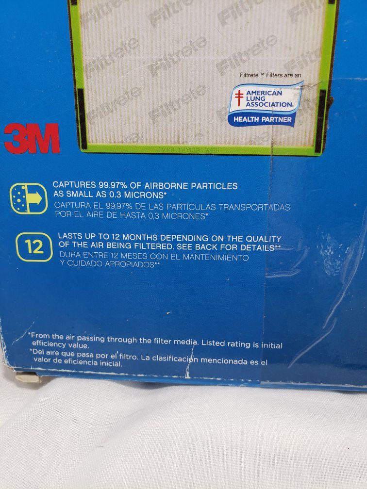 3M Filtrete Hepa Media replacement filter #0412564
