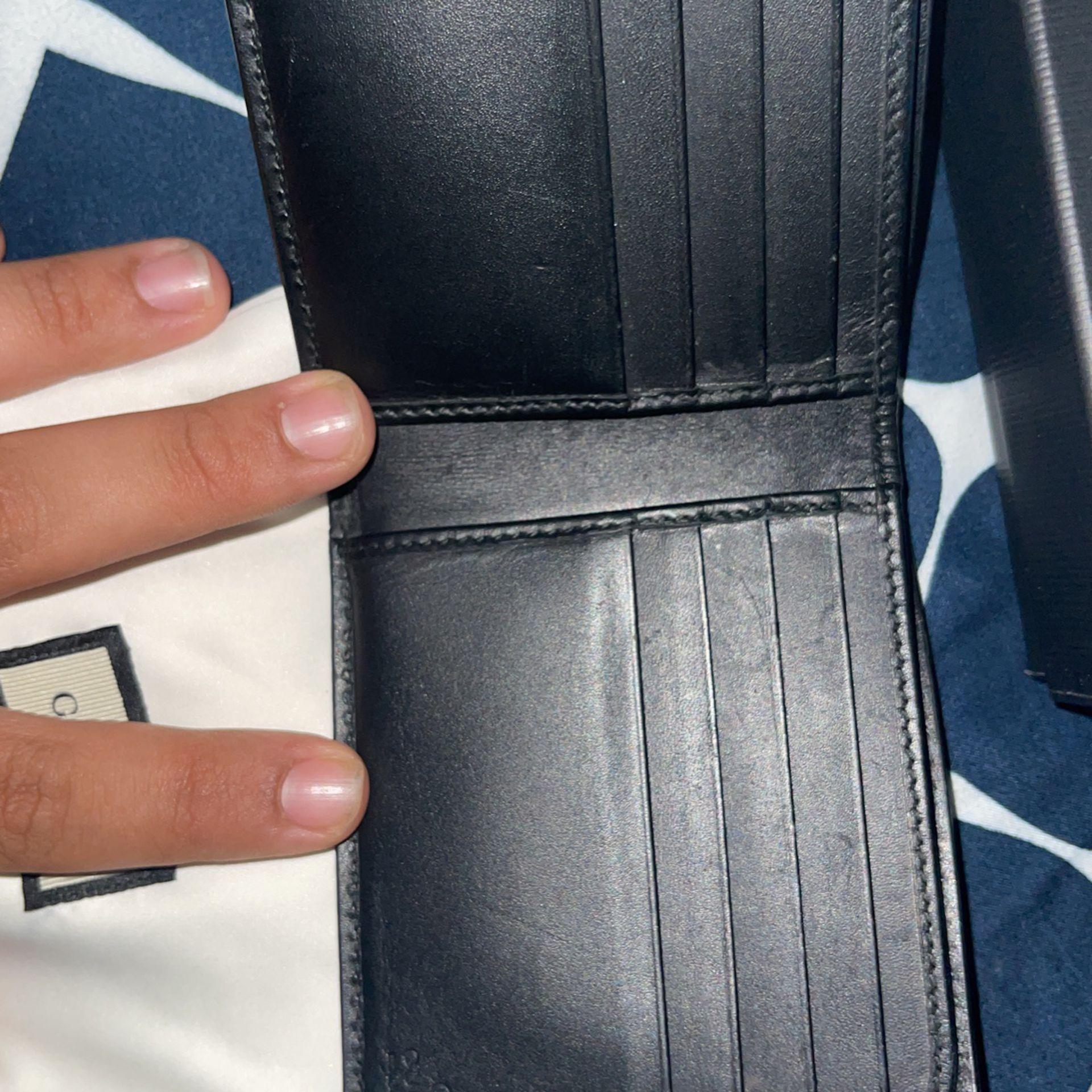 Gucci Supreme Wallet