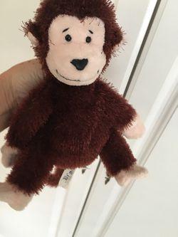 Monkey stuffed animal Thumbnail