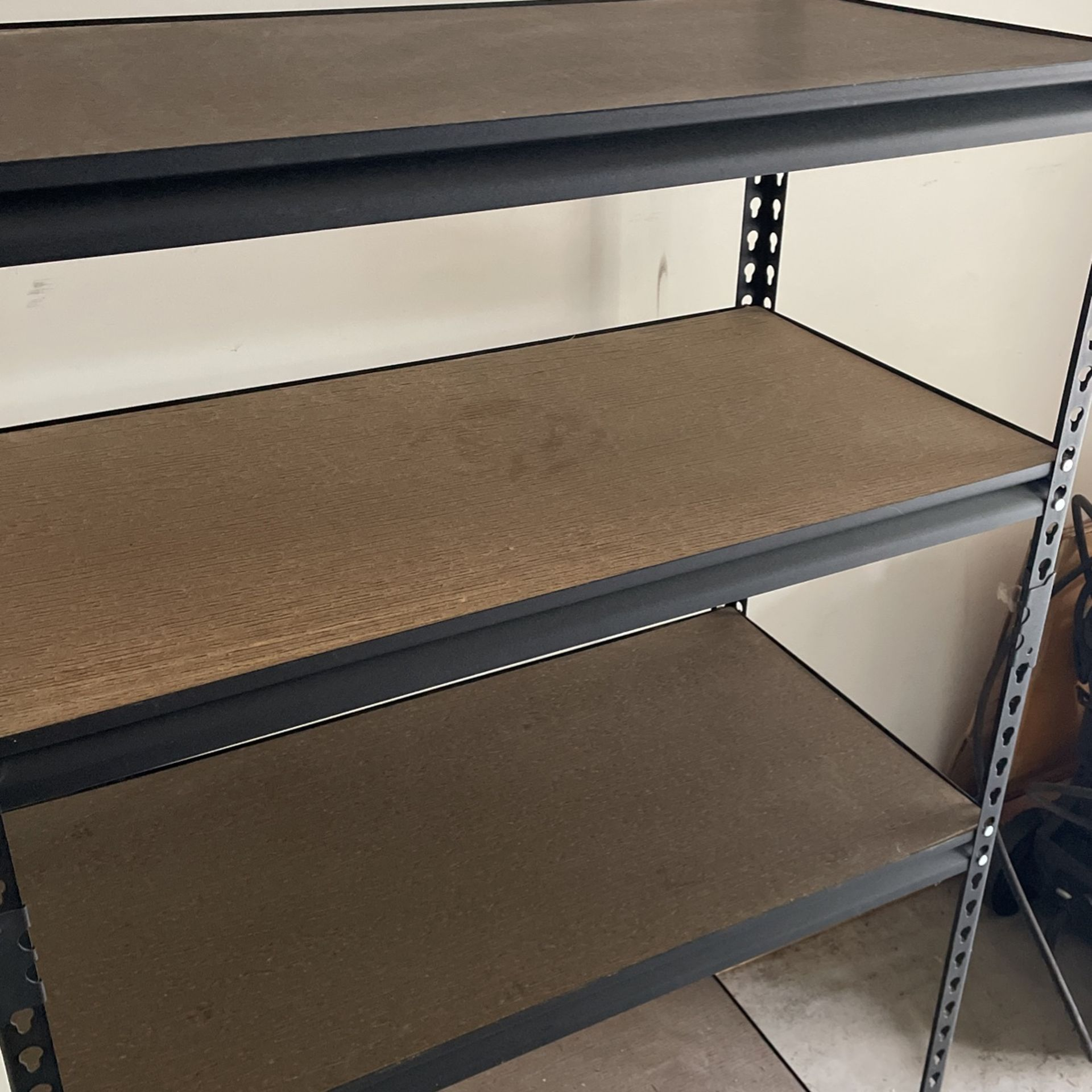 5 -Tier Heavy Duty Steel Garage Storage Shelf
