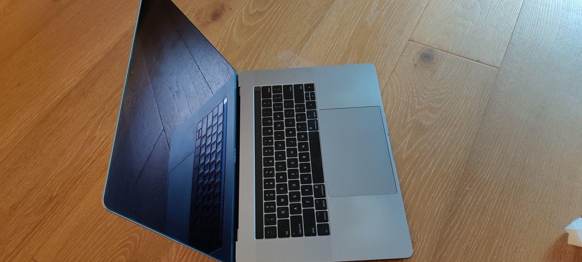 Macbook Pro 15 2016