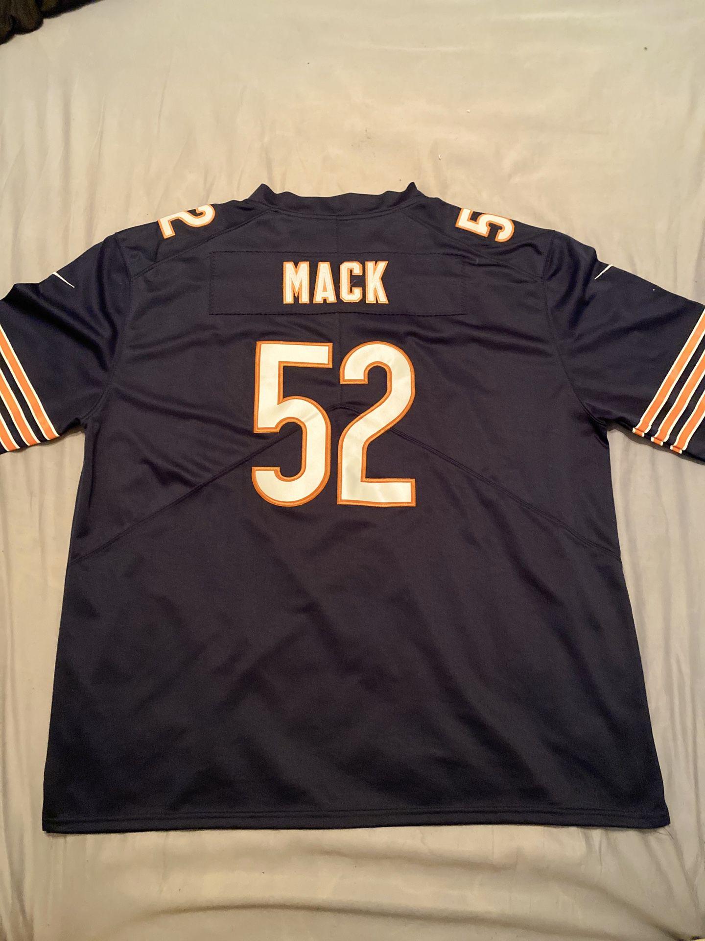 Official NFL Khalil Mack Bears Jersey XXL