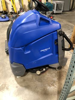 Windsor iScrub 2 20x stand on floor scrubber Thumbnail
