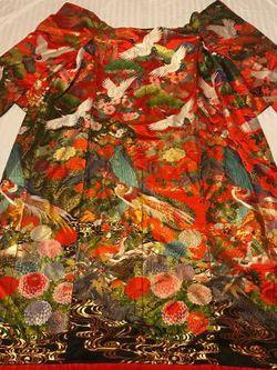 Japanese Uchikake Wedding Kimono Thumbnail