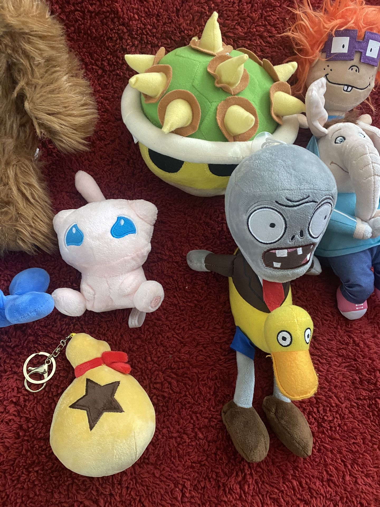 Lot Of Plushies ($5  EACH) Individually