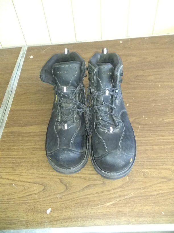 Knew Keen Boots