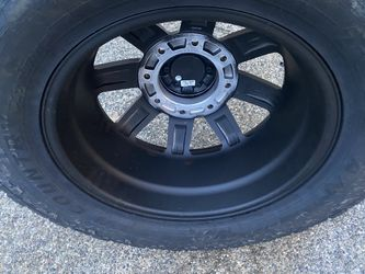 Fuel D436 Dually Front Wheel Spare Thumbnail