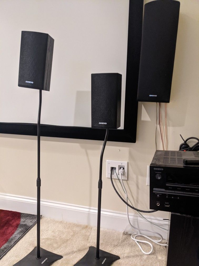 Onkyo Home Theater System
