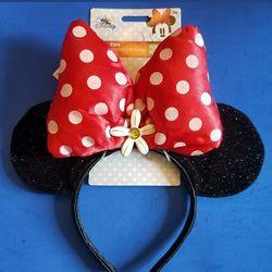Disney's Minnie Mouse Ears And Headband Thumbnail