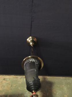 Antique hanging lamp Thumbnail