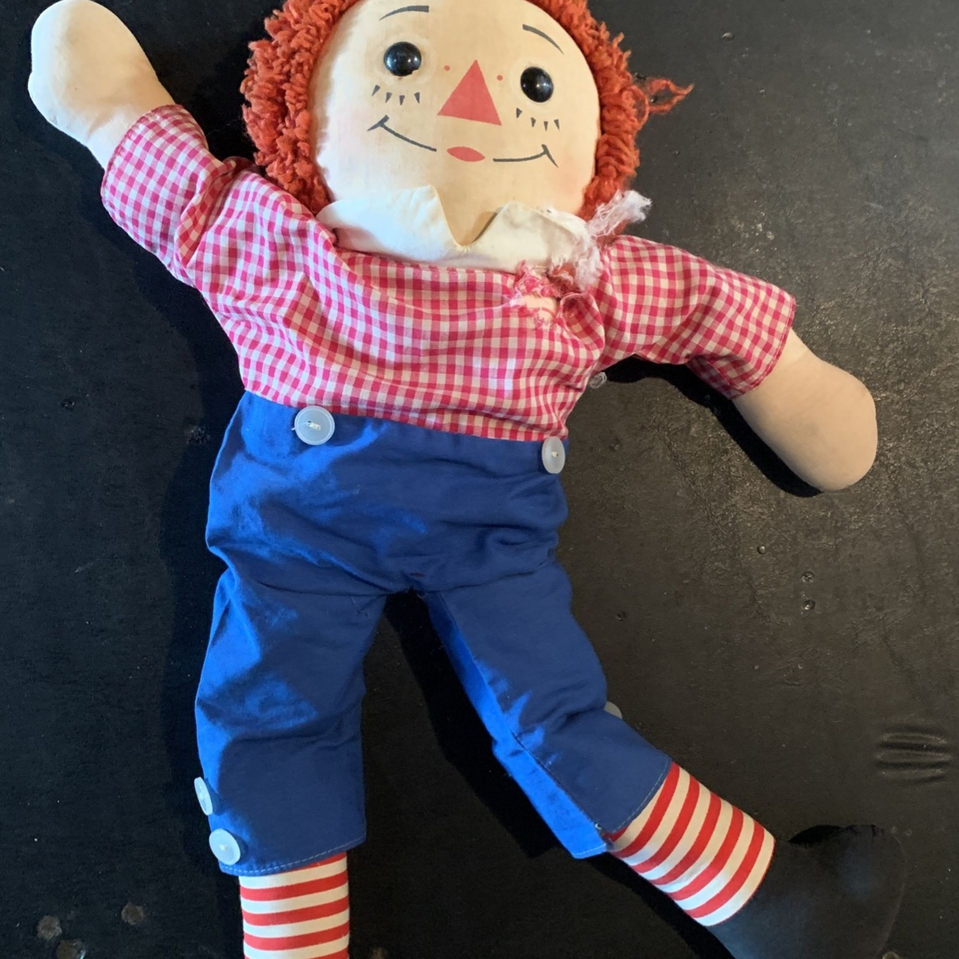 Raggedy Andy Doll (used) From1945-1963