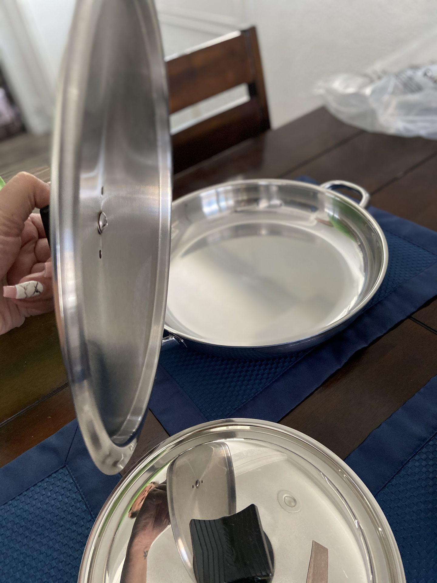 RENA WEAR SET OF 3 PANS