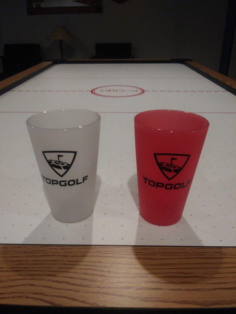 Top Golf Freezer Cups
