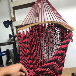 Cool Homemade Hanging  Chair Thumbnail