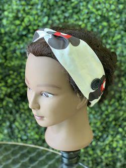 Minnie Mouse ear saver headband Thumbnail